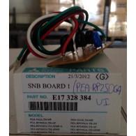 Mitsubishi Electric Ricambio Cod. E17328384 SNB BOARD 1 PEA-RP250GA