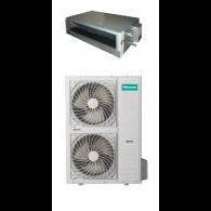 HISENSE CLIMATIZZATORE MONO Inverter CANALIZZATA AUD-60UX4SHH/AUW-60U6SP 60000 BTU/h P/C (Incluso comando a filo con ricevitore e Telecomando infrarossi)