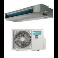 HISENSE CLIMATIZZATORE MONO Inverter CANALIZZATA AUD50X4ZKL1/AUW50U4SZ1 18000 BTU/h P/C