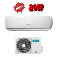 HISENSE CLIMATIZZATORE MONO MINI APPLE PIE TG35VE10G/TG35VE10W 12000 BTU/h P/C INVERTER