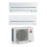 MITSUBISHI ELECTRIC KIT DUAL MXZ-2D42VA  + MSZ-SF15VA + MSZ-AP35VG 5+12