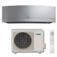 DAIKIN MONO INVERTER EMURA SILVER FTXG35LS/RXG35L INVERTER PC 12000 A+++