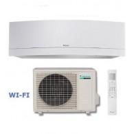 DAIKIN CLIMATIZZATORE MONO INVERTER EMURA WHITE WI-FI FTXG25LW-W/RXG25K/L INVERTER PC 9000 + OMAGGIO STAFFA