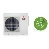 MITSUBISHI ELECTRIC Unità Esterna Multi TRIAL MXZ-3F54VF INVERTER P/C 19000 BTU/h - Gas R-32
