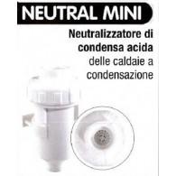 ATLAS - NEUTRAL MINI Filtro Neutralizzatore Condensa (Cod. RE6170140)