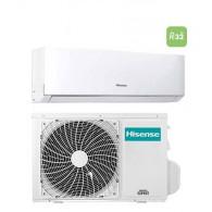 HISENSE CLIMATIZZATORE MONO Inverter NEW COMFORT DJ25VE0AG/DJ25VE0AW 9000 BTU/h P/C - Gas R-32