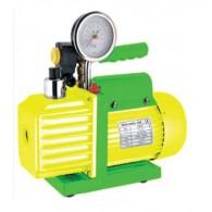 ACCESSORI - Pompa vuoto bistadio con vacuometro e solenoide 45 L/min (cod. 2P.570)