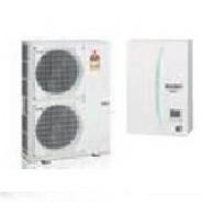 MITSUBISHI ELECTRIC ECODAN Zubadan Hydrobox EHSC-VM2C/PUHZ-SHW80VHA