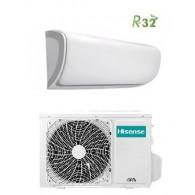 HISENSE CLIMATIZZATORE MONO Inverter SERIE SILENTIUM QA25XX0AG/AST-09UW4RXXQA 9000 BTU/h P/C WI-FI - Gas R-32
