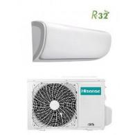 HISENSE CLIMATIZZATORE MONO Inverter SERIE SILENTIUM QA35XX0AG/AST-12UW4RXXQA 12000 BTU/h P/C WI-FI - Gas R-32