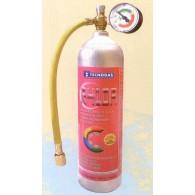 ACCESSORI - BOMBOLA GAS REFRIGERANTE R410A primo int. c/manometro