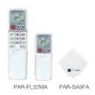 Mitsubishi Electric ACCESSORI - Telecomando ad infrarossi PAR-FL32MA + PAR-SA9FA (Trasmettitore + Angolare Ricevitore)
