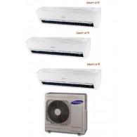 SAMSUNG TRIAL WINDFREE LIGHT AJ068MCJ3EH/EU + 2 x AR09NXWXCWKNEU + AR12NXWXCWKNEU 9+9+12 WI-FI