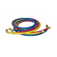 """ACCESSORI - Tubazione flessibile per R22 / R407c 1/4""""SAE L=1500 mm (cod. 2P.096) (prezzo cad.)"""
