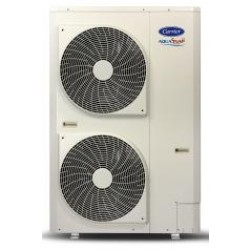 CARRIER CHILLER 30AWH012HD INVERTER AIR TO WATER MONOBLOCCO Pompa di calore raffreddata ad aria (Con modulo idronico)