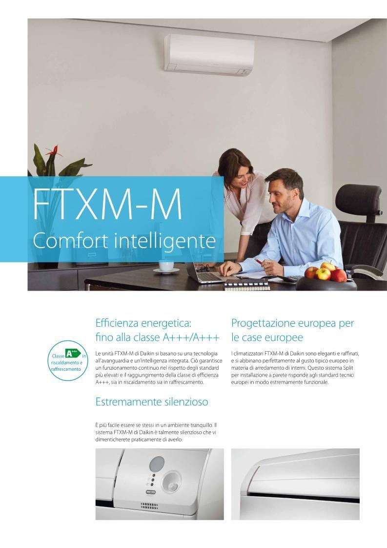 DAIKIN SERIE FTXM25M INVERTER